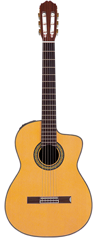 Takamine Classic Guitars Respect Tradition The Fan Bracing And Body Shape Deliver A Clear Tone Strong Voice
