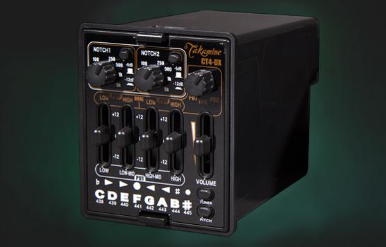 Takamine Guitars Pre Amps
