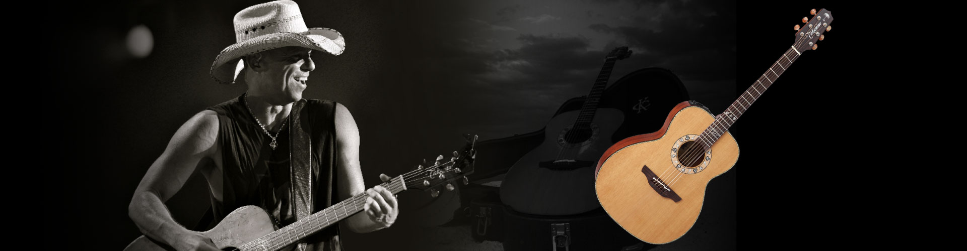 Takamine Signature model #4 - Kenny Chesney