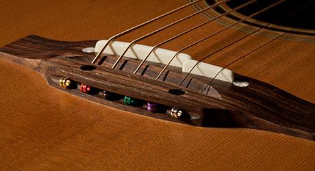 Бридж для классической гитары своими руками188