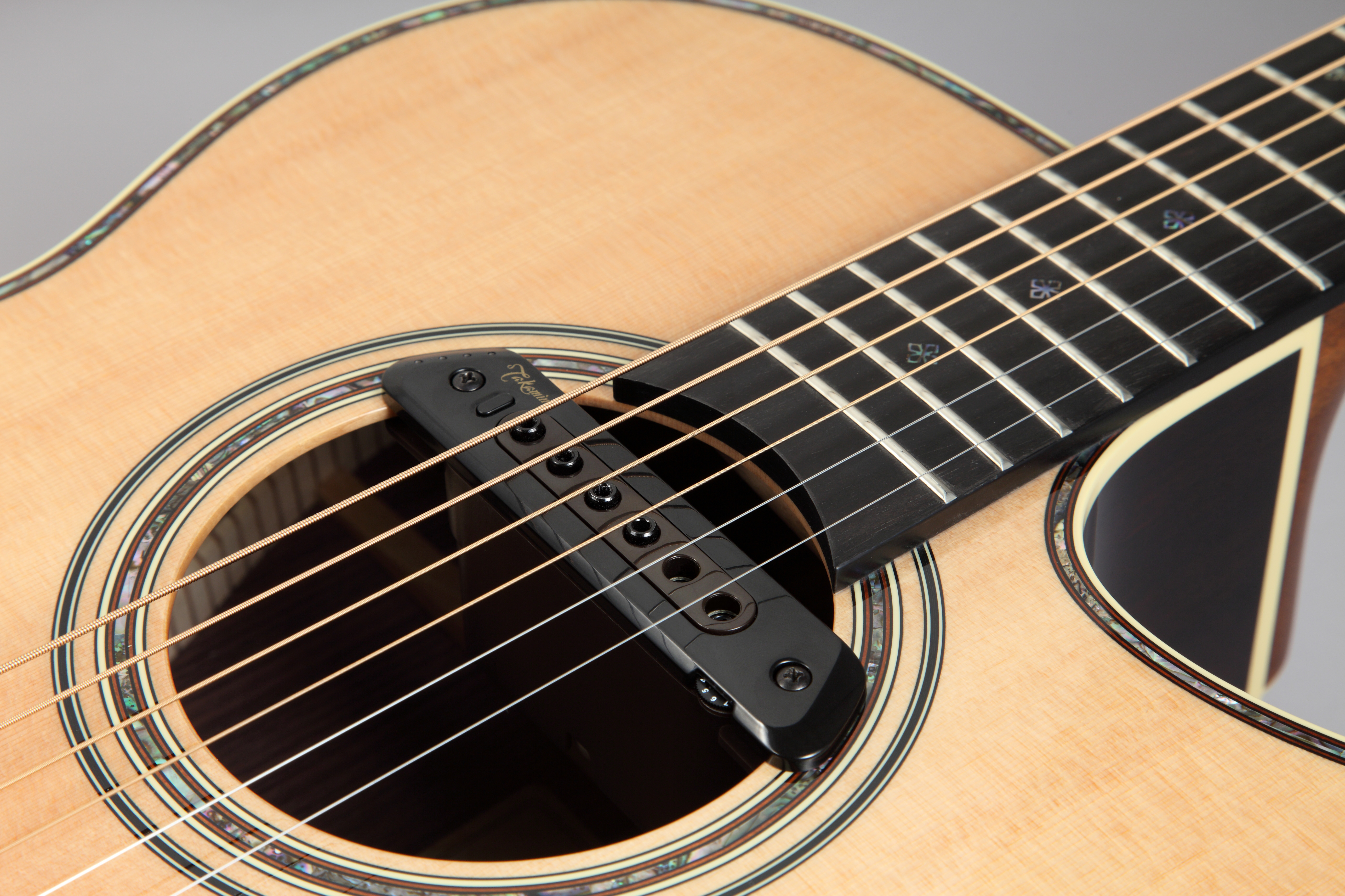 takamine guitars tri ax 2 active soundhole pickup. Black Bedroom Furniture Sets. Home Design Ideas