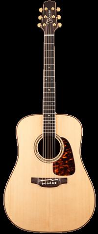 Takamine Guitars Body Shapes