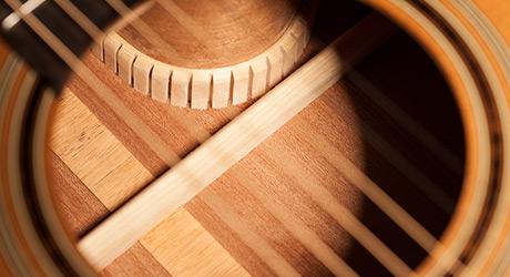 Takamine Guitars Australia Soundboard